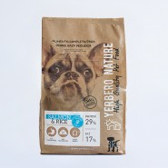 Pienso Para Perros Nature Salmón & Rice 3 kg