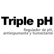 Fertilizante triple color 1 L regulador del pH