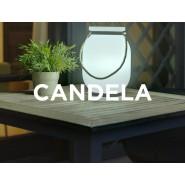 Lámpara Candela
